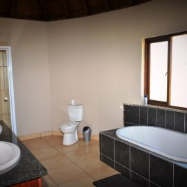 Bathroom in Matori Lodge